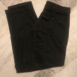 Savane Pants - Savage dark green dress pants. 33x32.